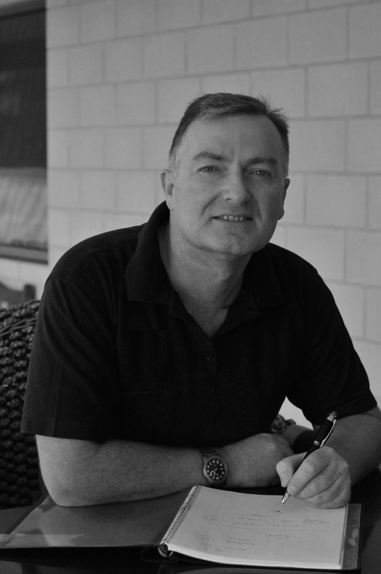 Author Ian Andrew