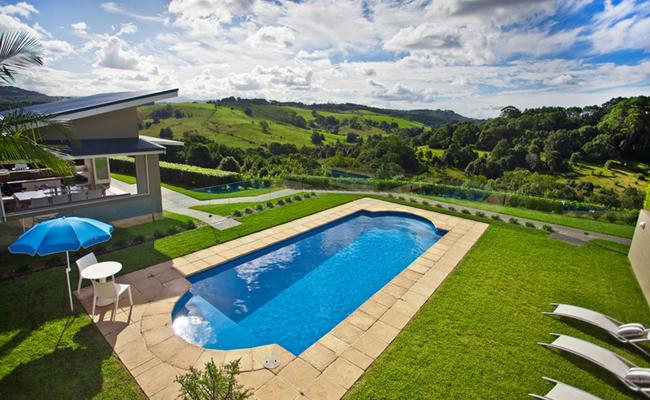 Byron 39 s brae for Pool builders yamba
